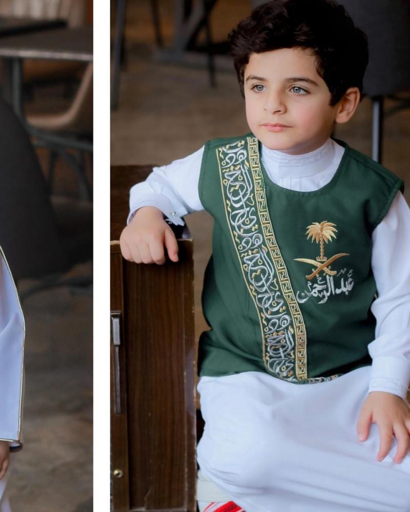أزباء العيد الوطني السعودي - متجر راقية