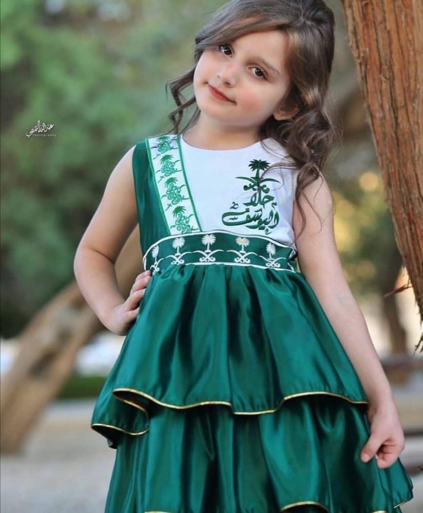 فستان اليوم الوطني - متجر راقية
