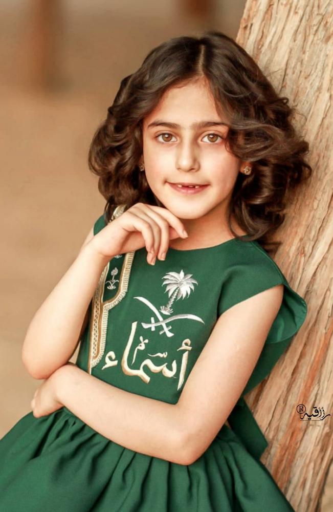 فستان العيد الوطني السعودي - متجر راقية