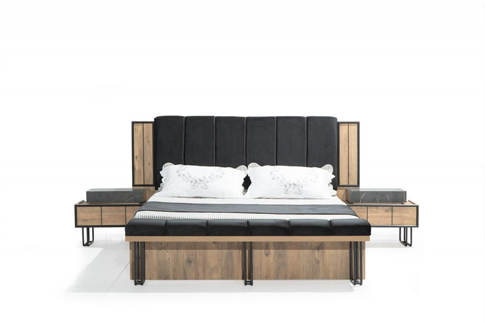 غرف نوم مودرن - مخازن الأثاث