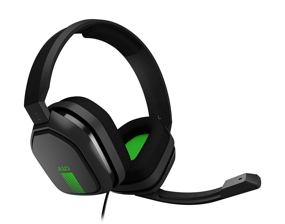 ASTRO Gaming A10 Gaming Headset - Green-Black - Xbox One