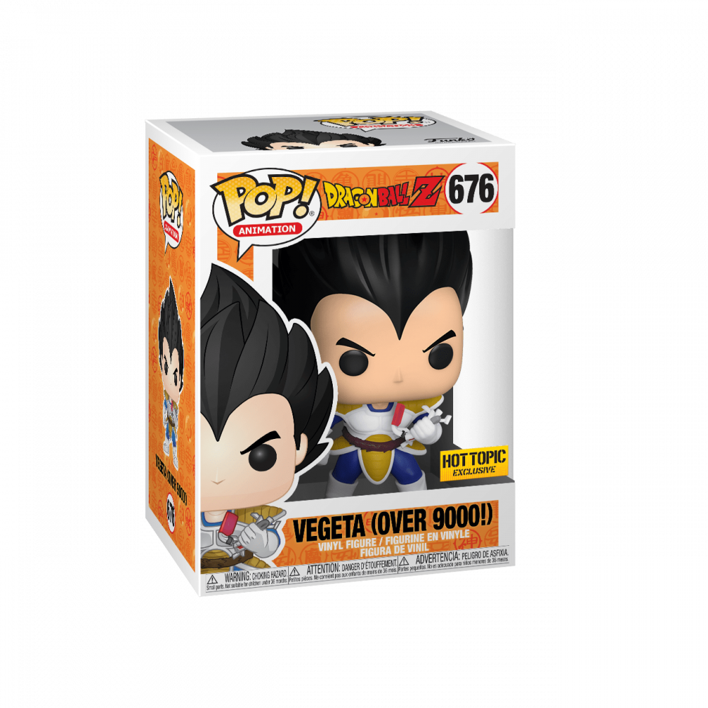 dragon ball z funk Vegeta Over 9000