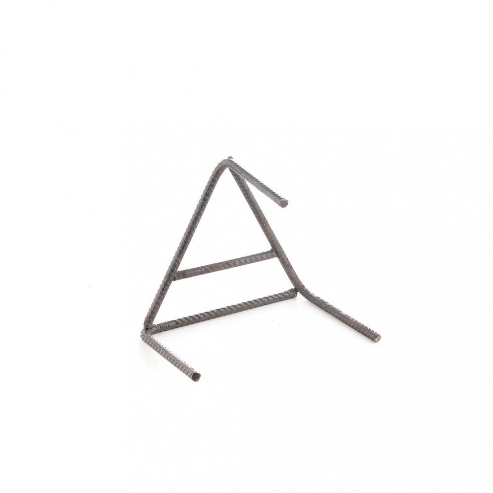 كرس نار مثلث صغير