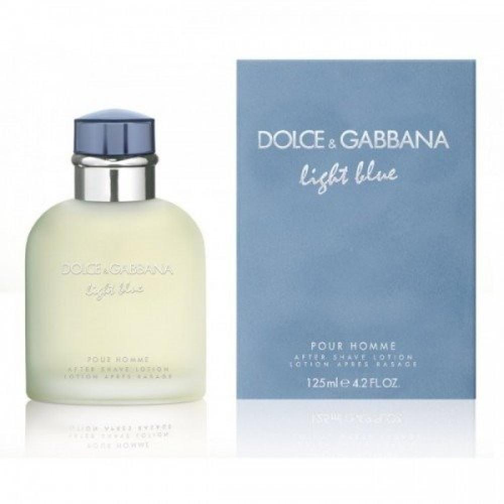 Dolce Gabbana Homme Light Blue Eau de Toilette 125ml خبير العطور