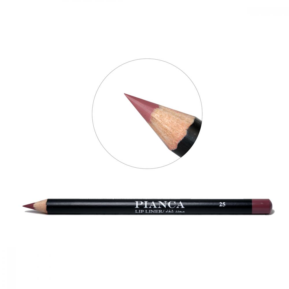 PIANCA Lip liner Pencil No-25