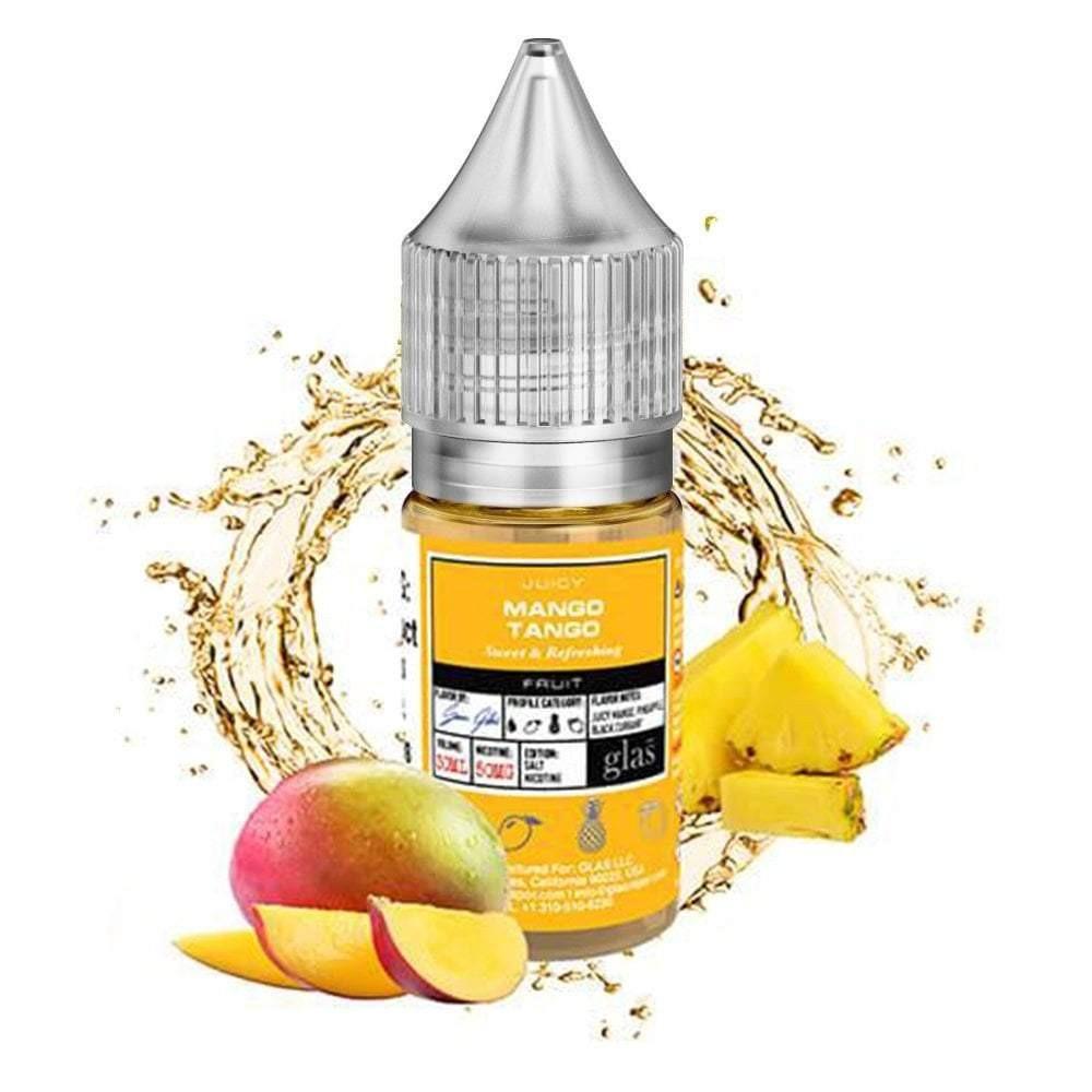 Mango Tango by Glas Vapor Basix - Salt Nicotine - شيشة سيجارة نكهات