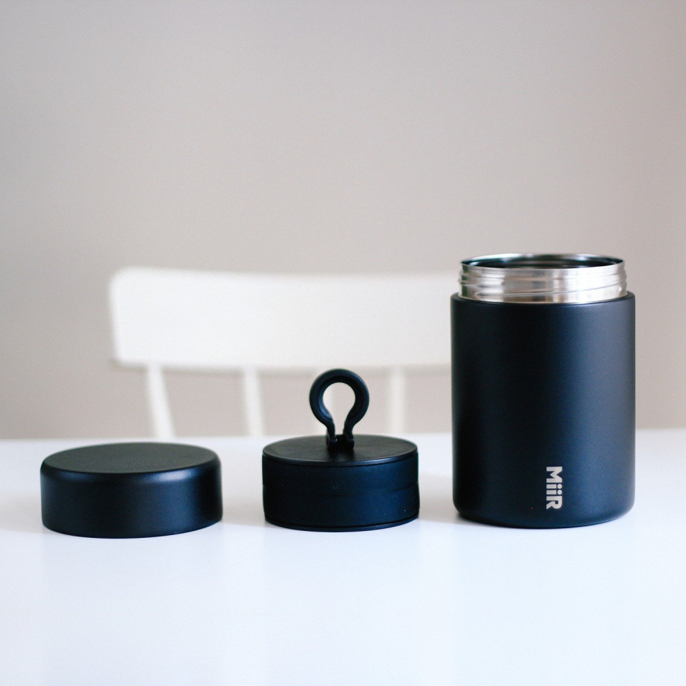 علبة تخزين لحفظ القهوة الشاي وقت أطول أدوات القهوة المختصة miir متجر