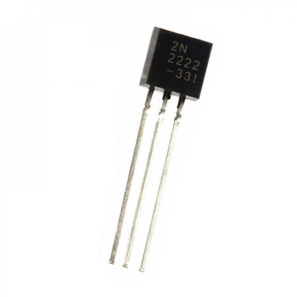 ترانسيستور   2N2222 Transistori - الكترينو