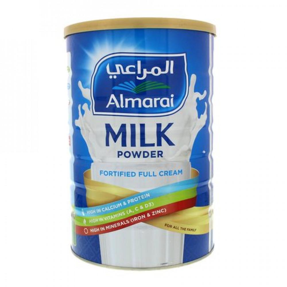 المراعي حليب مجفف كامل الدسم 1 8 كيلو ثمار اليقطين