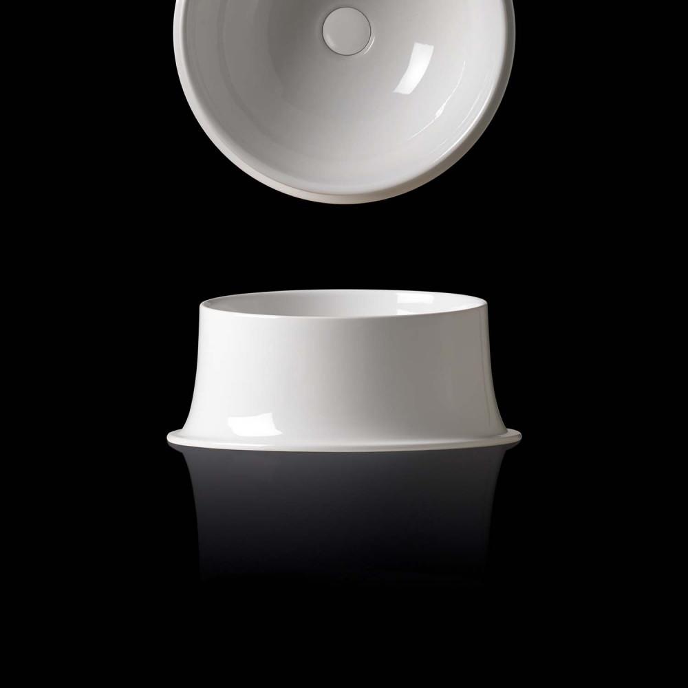 حوض مغسلة شيوتولا 5 عبارة عن مغسلة صممت في تصميم عصري حيث ان يمكن وضعه