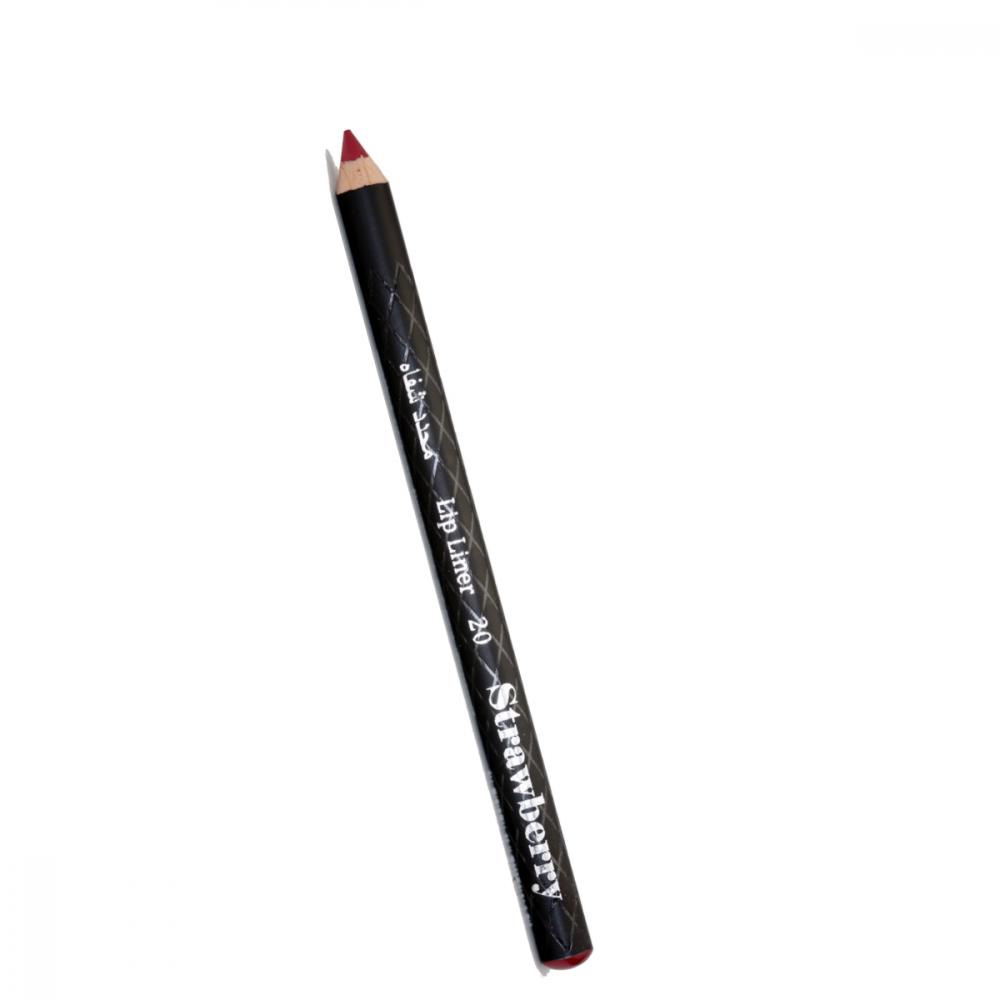 Strawberry  Lip Liner Pencil  No-20