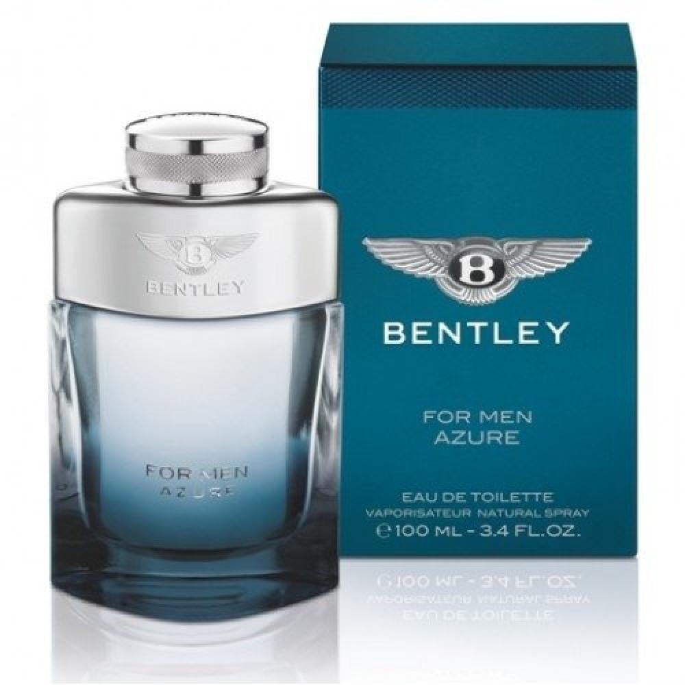 Bentley Azure for Men Eau de Toilette 100ml خبير العطور