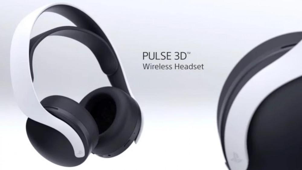 سوني سماعة رأس لاسلكية بولس 3D سماعات Sony PlayStation Pulse 3D