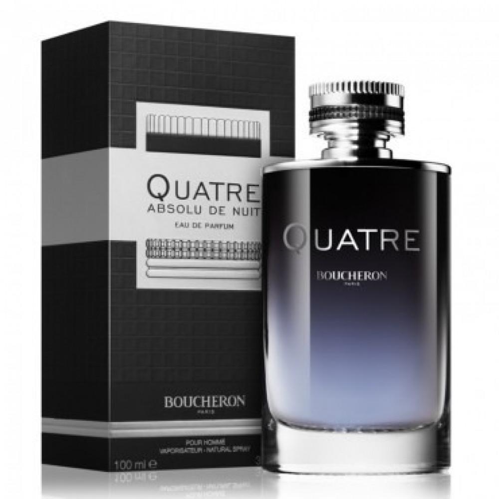 عطر بوشرون كواتر ابسولو boucheron quatre absolu perfume