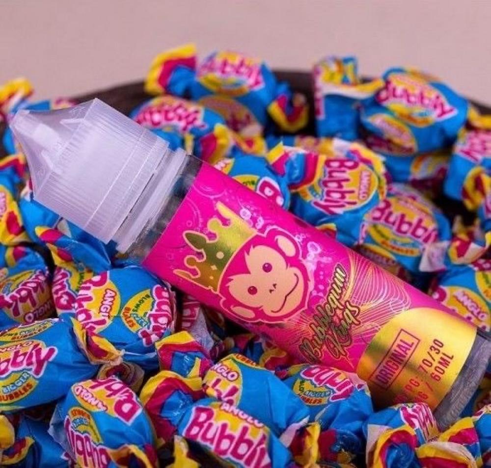 bubblegum kings نكهة شيشة بطعم الحلوى