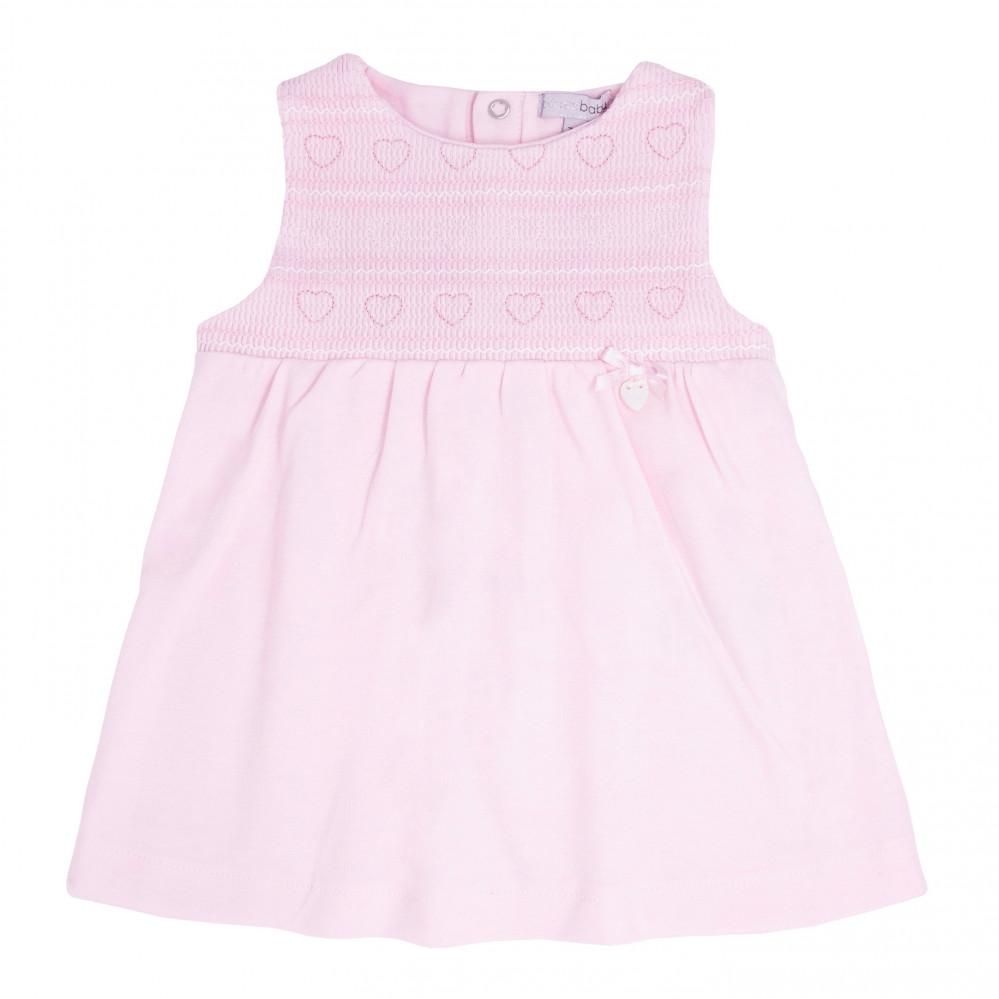 فستان مميز باللون الزهري من ماركة Blues baby من دوها