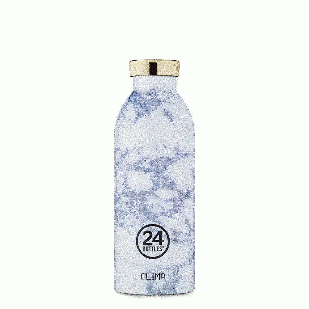Clima 500 ml Marble white 24 Bottles