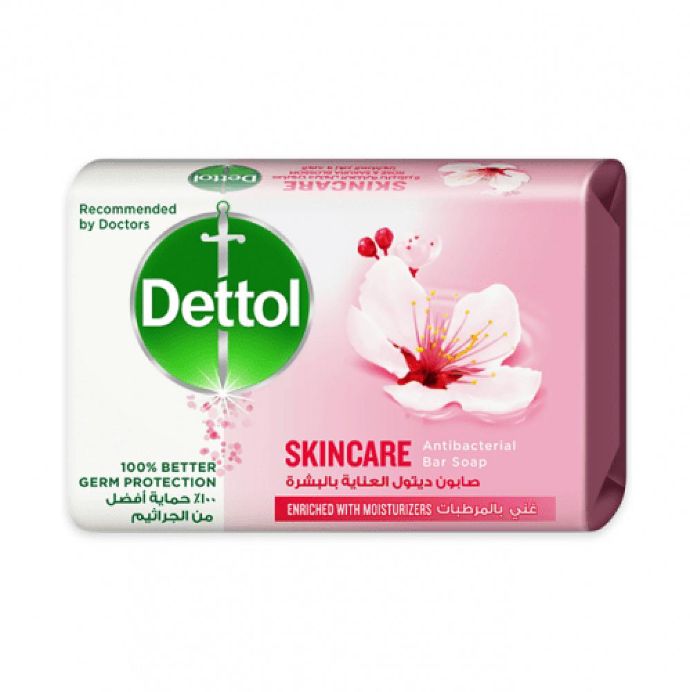 صابون العناية بالبشرة من ديتول - 165غ