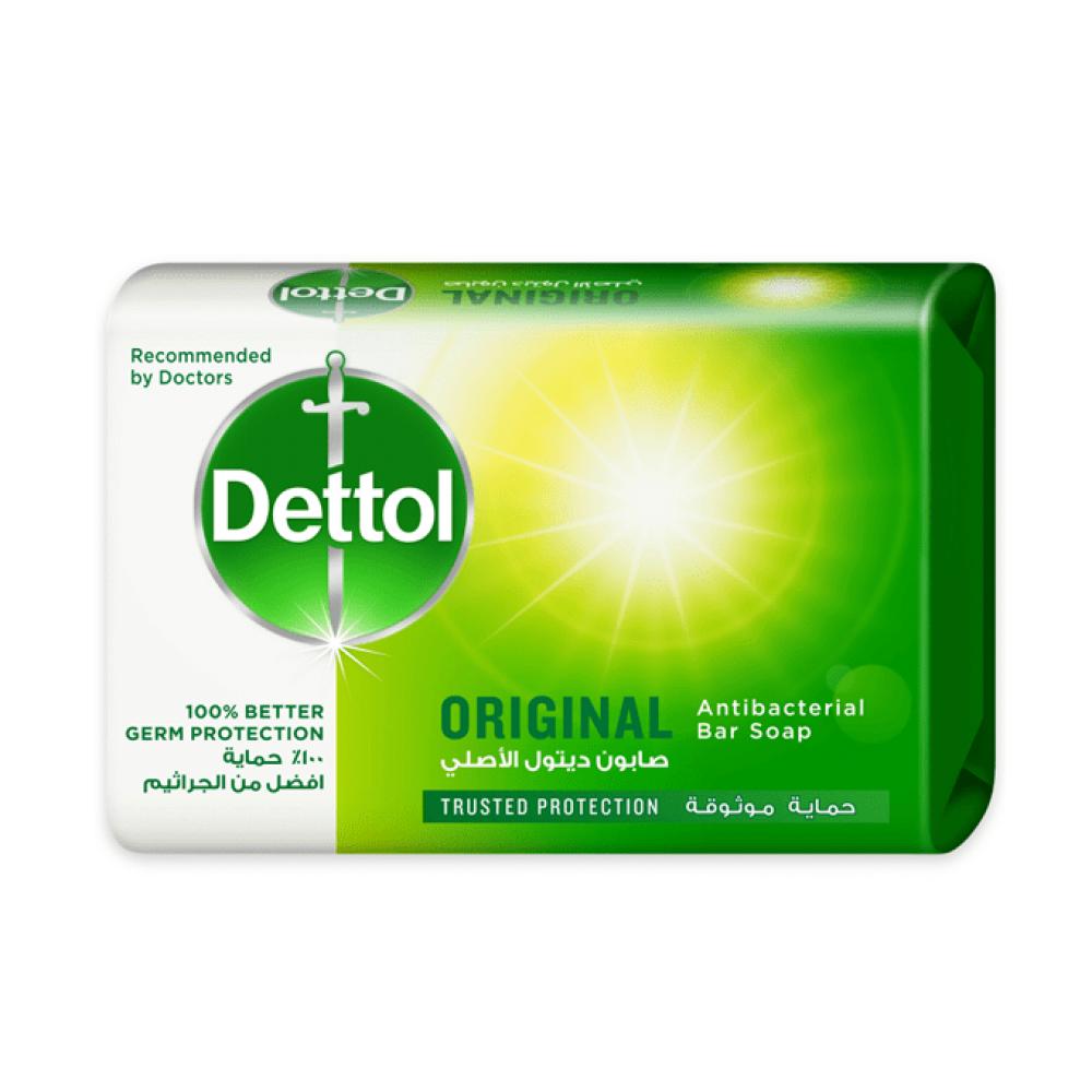 صابون ديتول الاصلي - 165غ