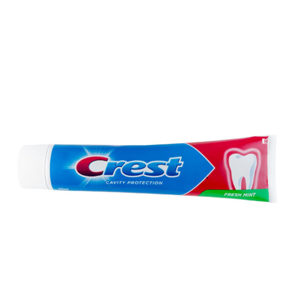 معجون اسنان حماية ضد التسوس بالنعناع المنعش من كرست - 125 مل