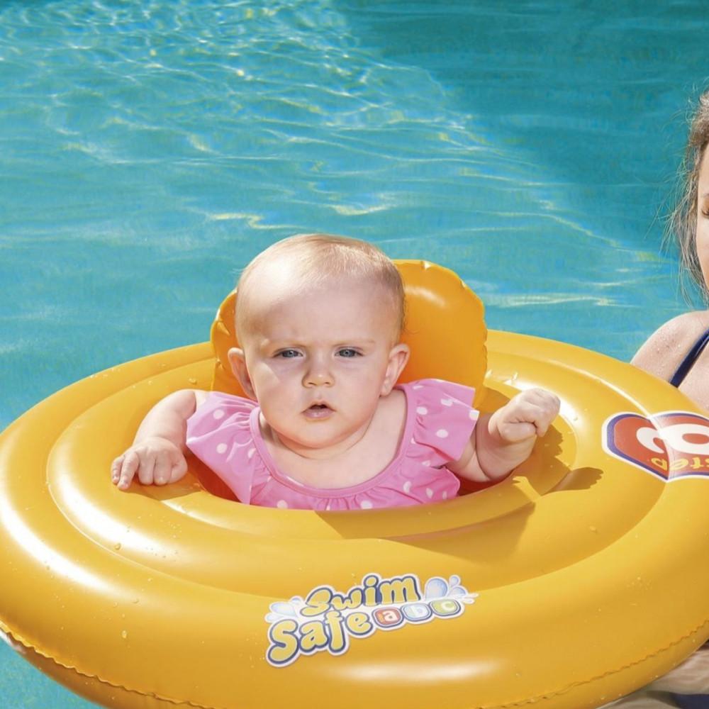 كرسي سباحة للمواليد