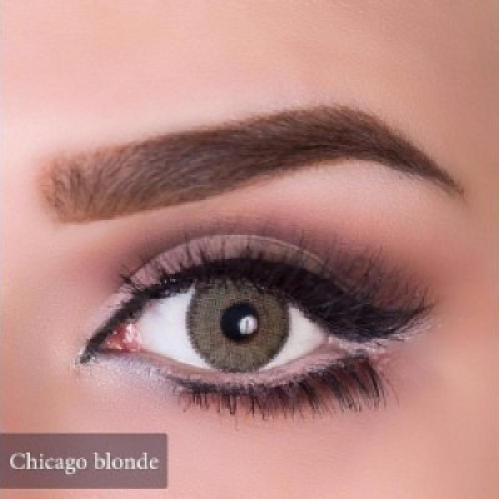 عدسات انستازيا شيكاغو بلوند CHICAGO BLONDE