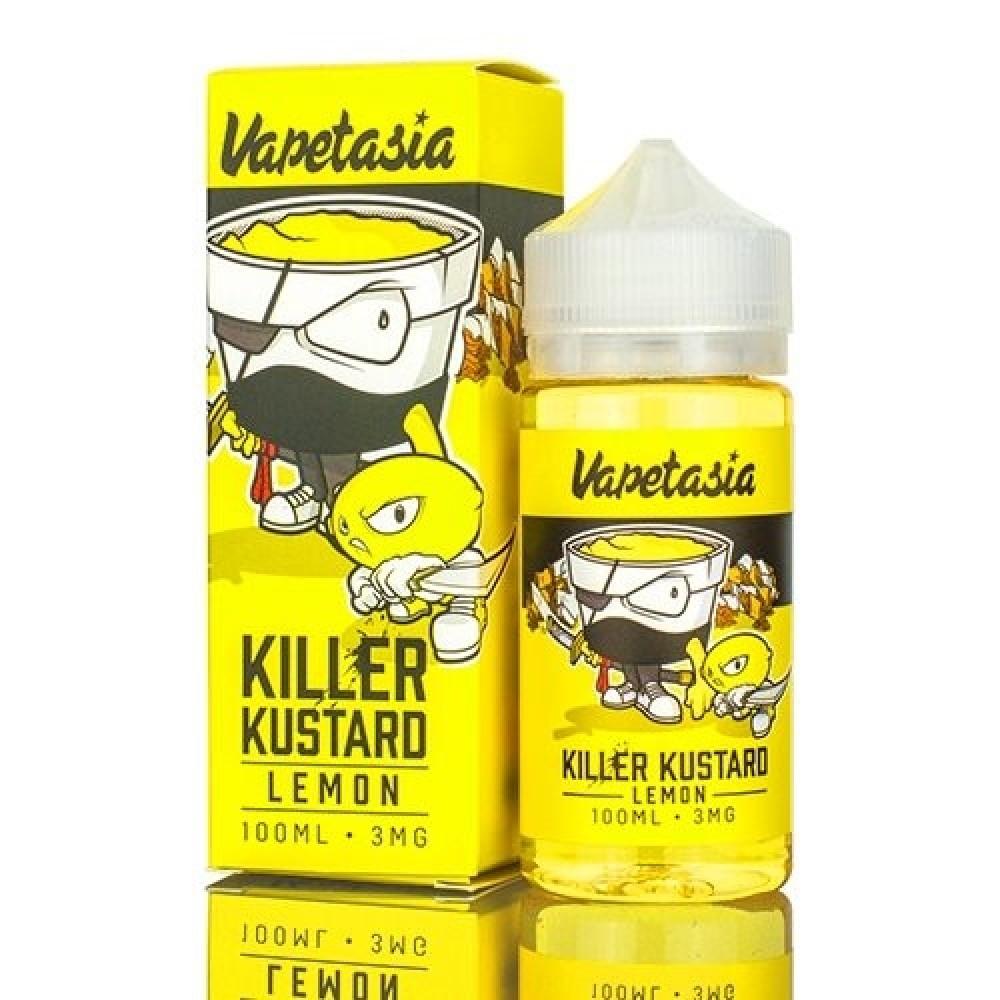 Vapetasia Killer kustard Lemon - 100ML