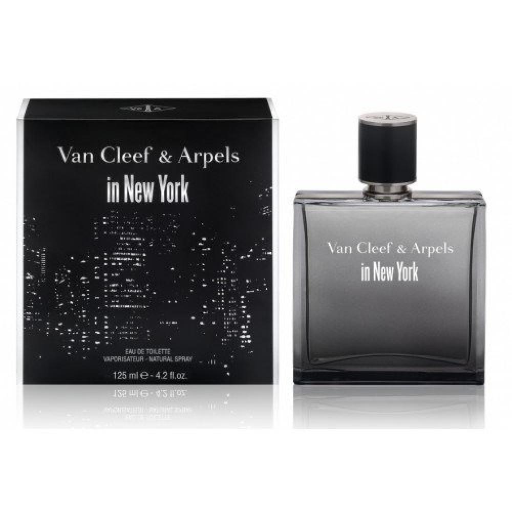 Van Cleef Arpels In Newyork Eau de Toilette 125ml خبير العطور