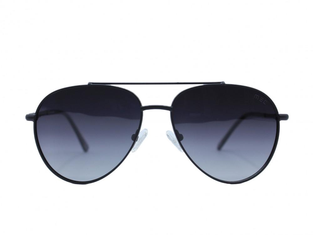 نظاره شمسية بيضاوي ماركة MEC لون العدسة اسود