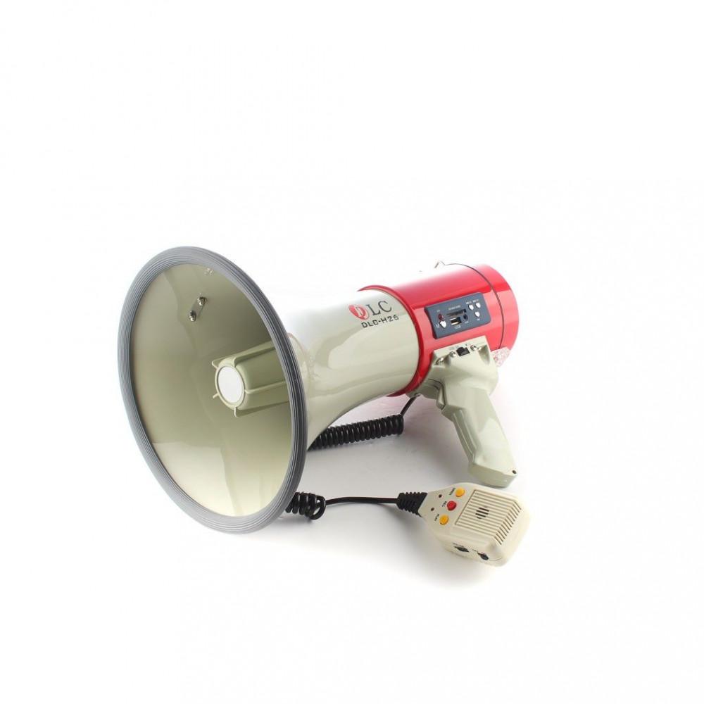 جهاز مكبر صوت مع التسجيل