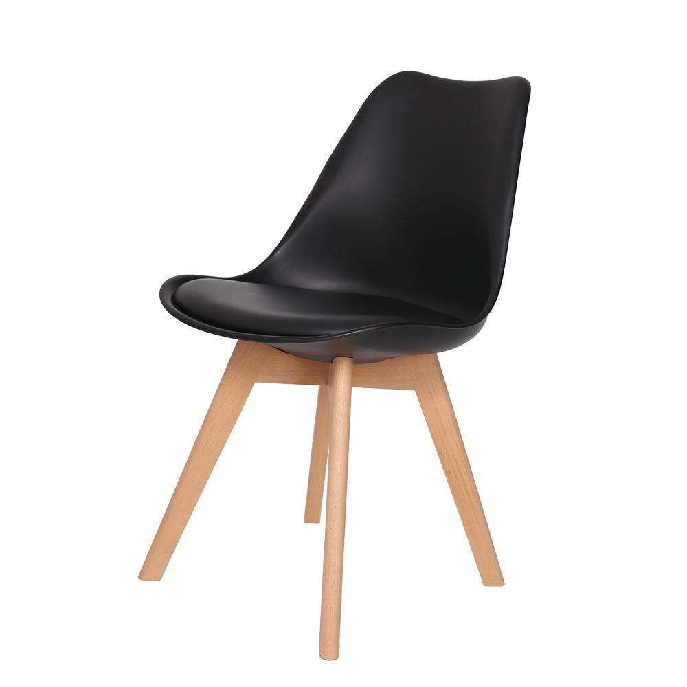 اشتري أفضل الكراسي من تجارة بلا حدود للأثاث طقم كراسي نيت هوم أسود