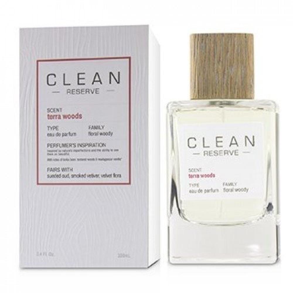 Clean Reserve Terra Woods Eau de Parfum 100ml متجر خبير العطور