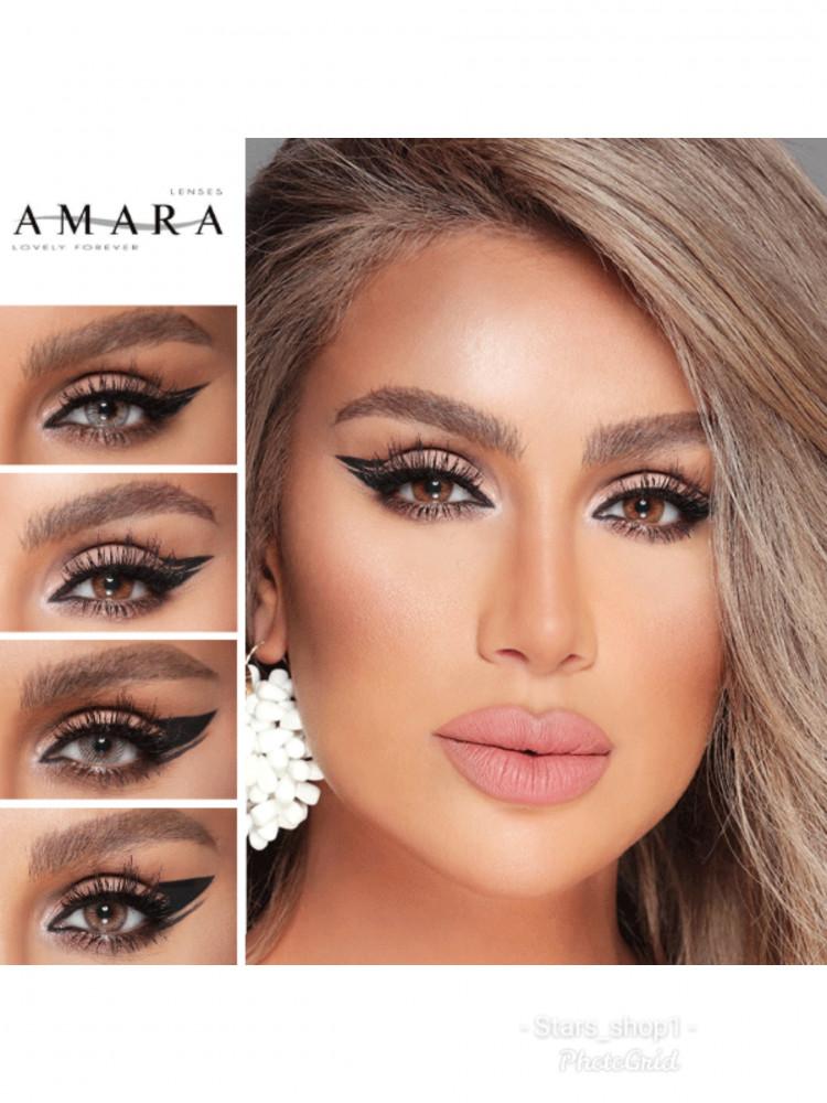 عدسات امارا  Amara lenses بألوانها المختلفة