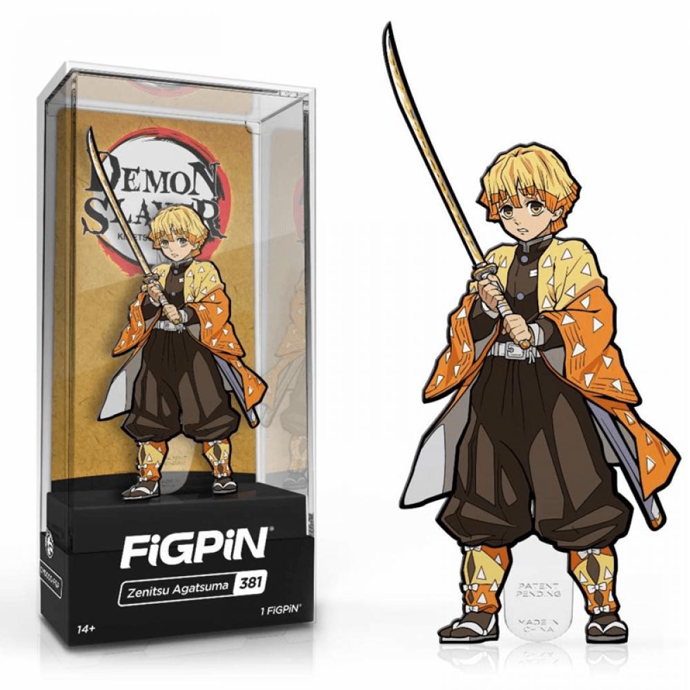 FiGPiN Classic Demon Slayer  Zenitsu Agatsuma 381