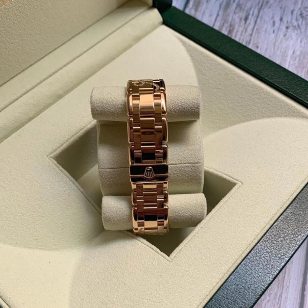 price Rolex Masterpiece Midsize Gold and Diamond Watch 81338