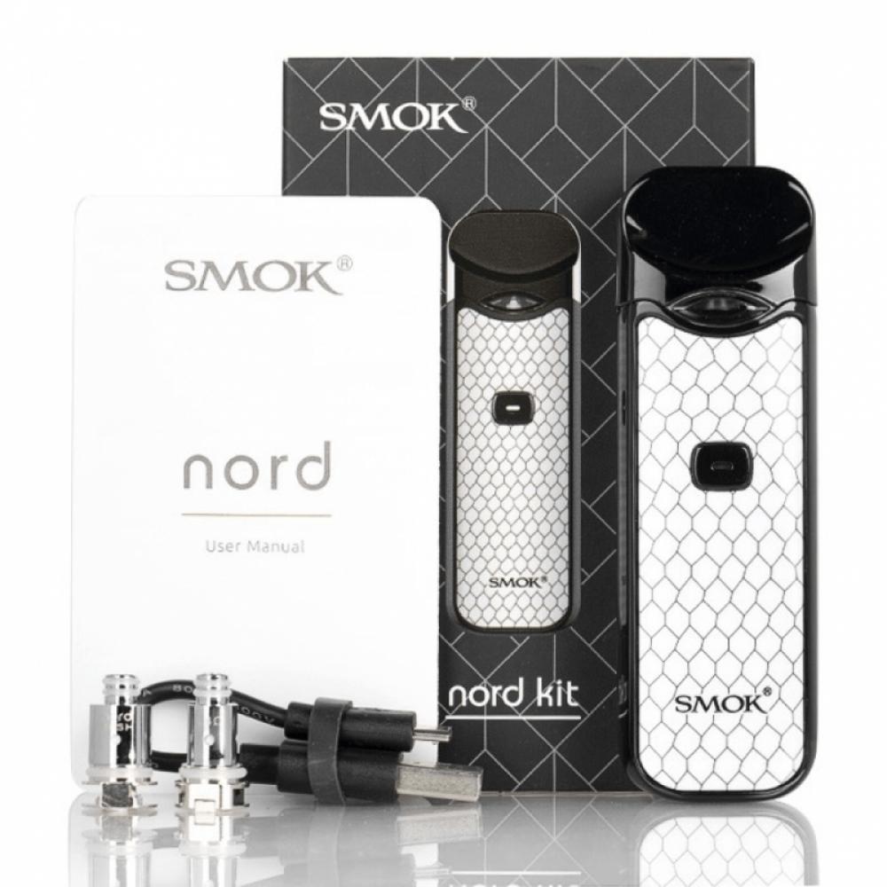 سحبة سيجارة سموك نورد 1 - SMOK NORD 1 KIT