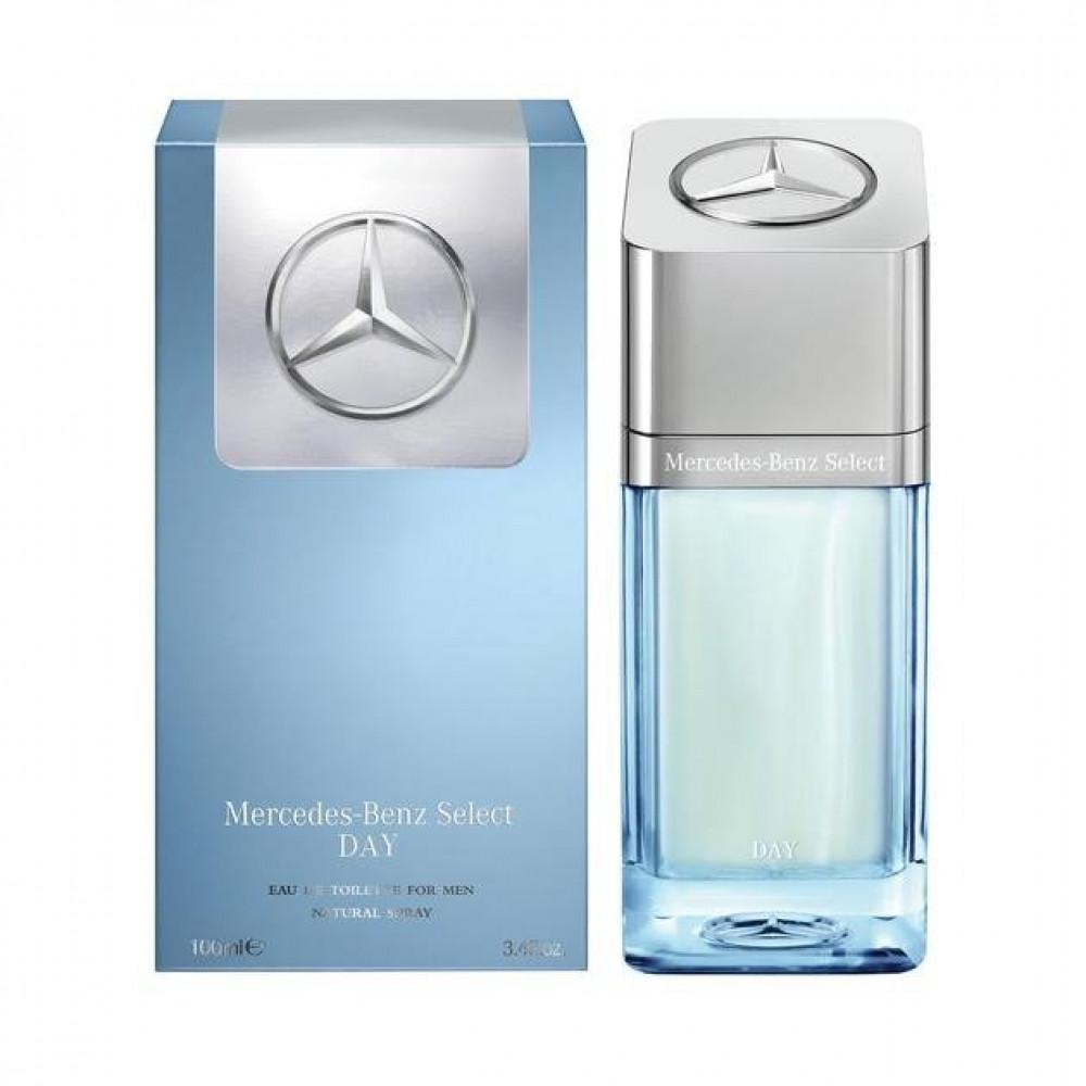 Mercedes Benz Select Day Eau de Toilette 100ml متجر خبير العطور