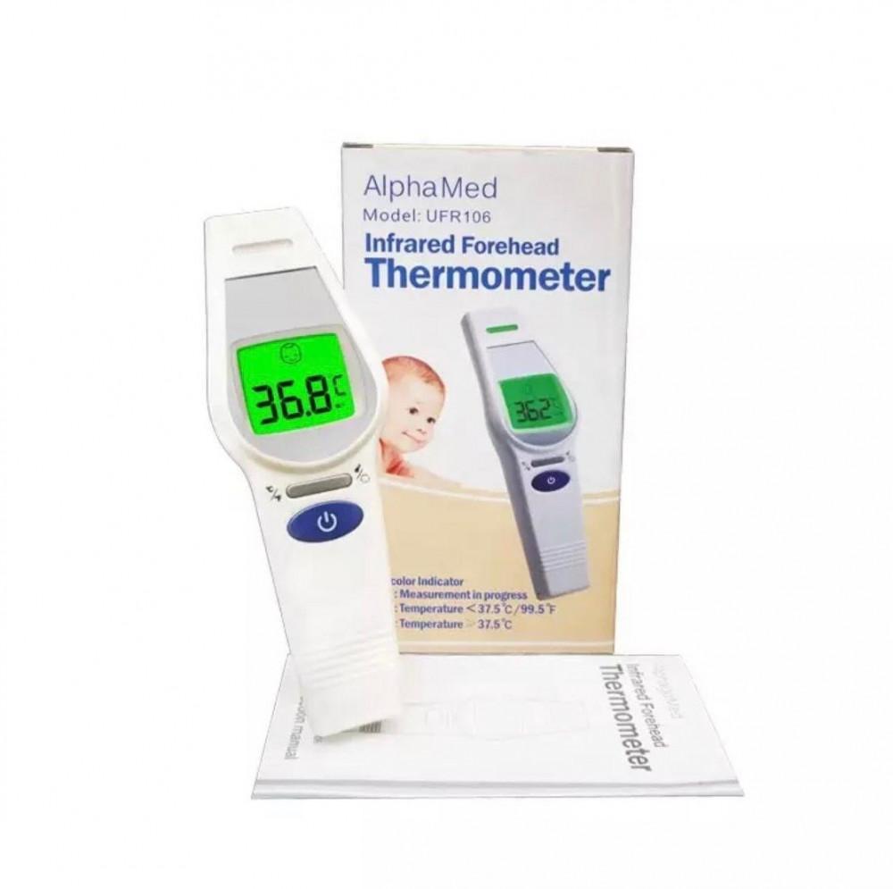 الفا ميد ترموميتر لقياس درجة الحرارة من الجبهة اس تي اس Sts