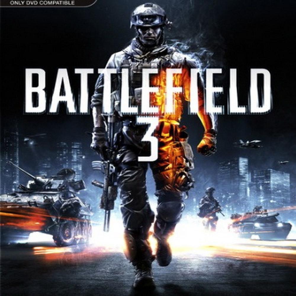لعبة Battlefield 3 الحربية على origin