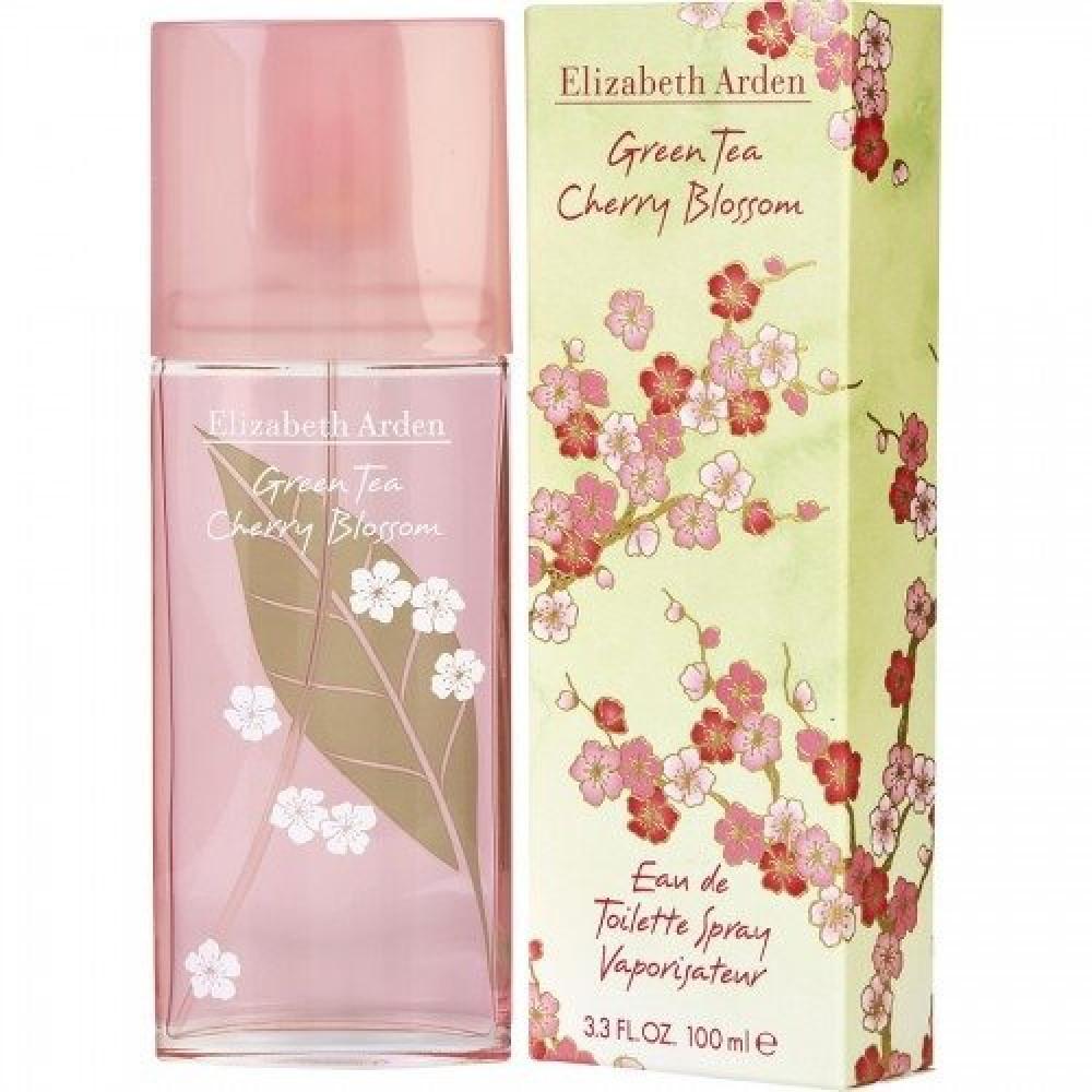 Elizabeth Arden Green Tea Cherry Blossom Eau de Toilette 100ml خبير ال