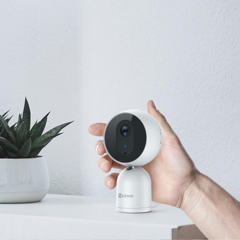 كاميرا مراقبة منزلية للاطفال واي فاي ايزفيز C1T