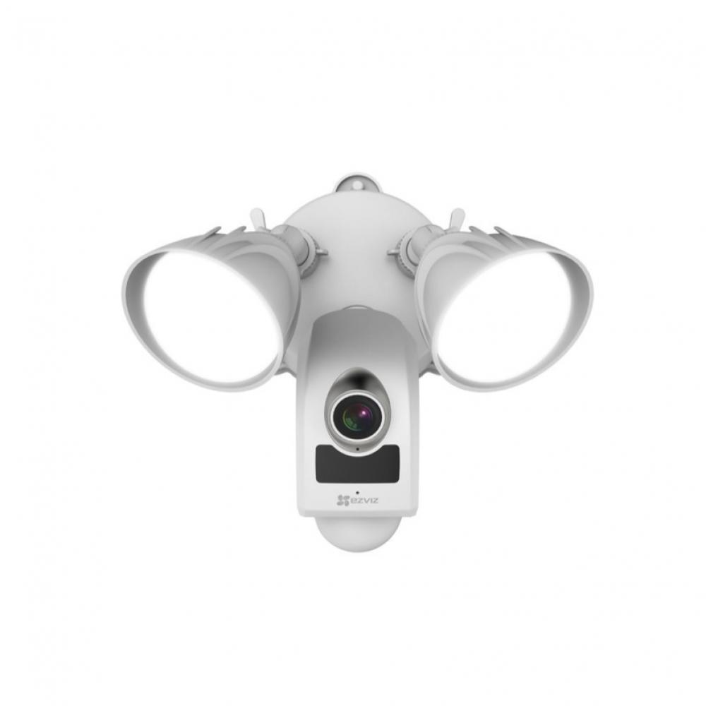 كاميرا مراقبة ذكية LC1  المزودة بمصابيح إضاءة