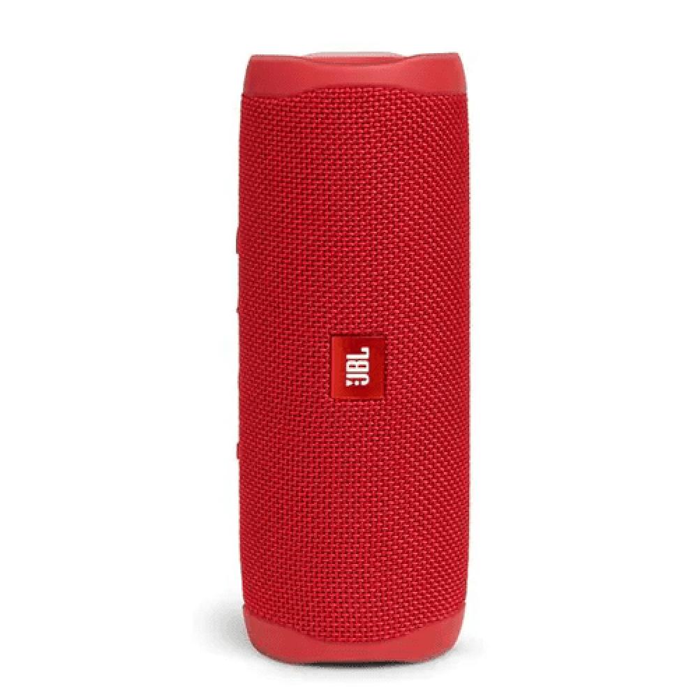 سماعة بلوتوث فليب 5 مقاومة للماء من جي بي ال أحمر