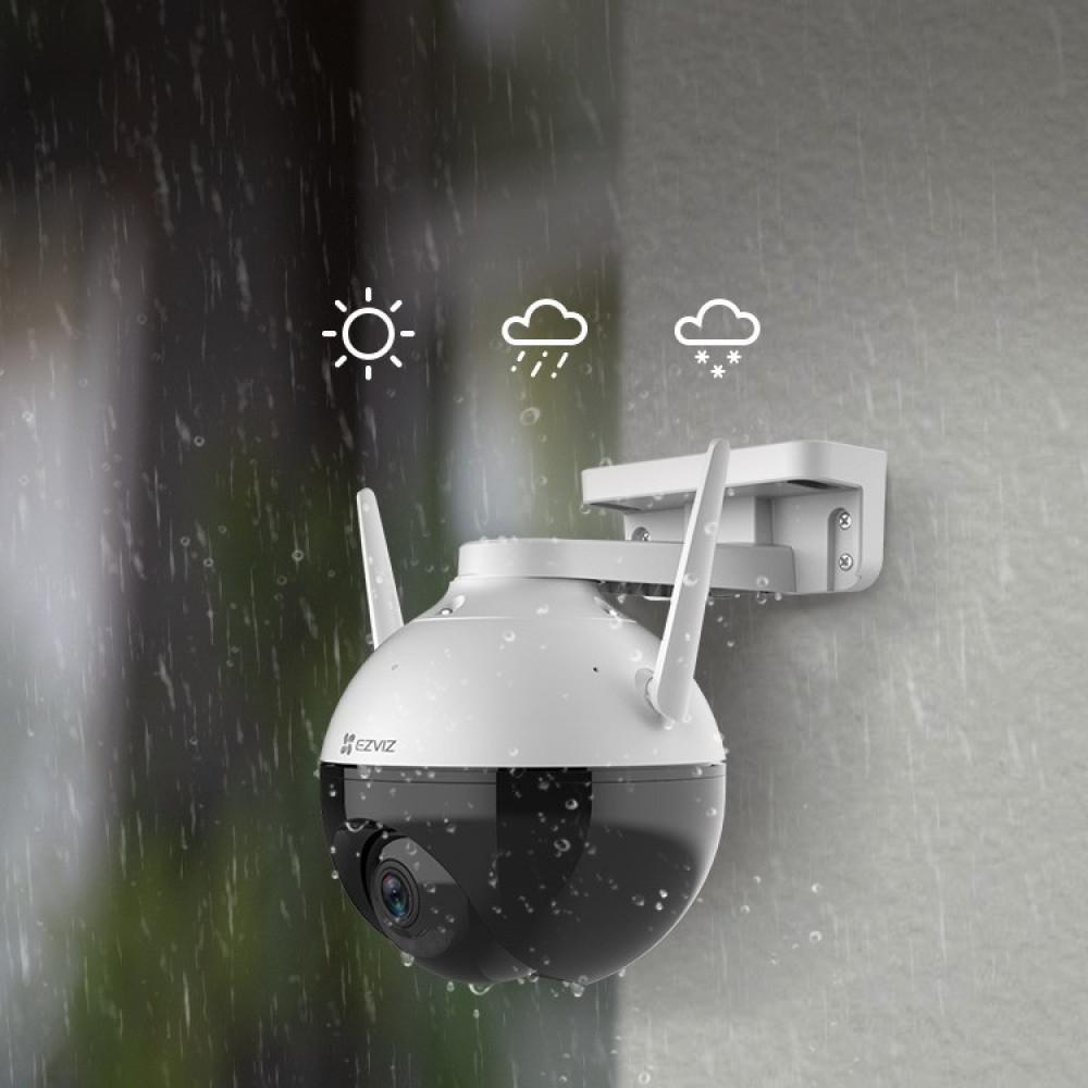كاميرات مراقبة خارجية واي فاي