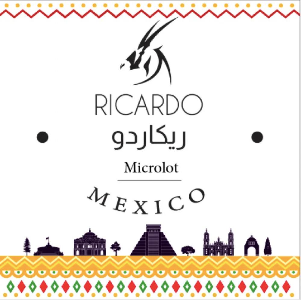 ريكاردو المكسيك محمصة اكتوبر