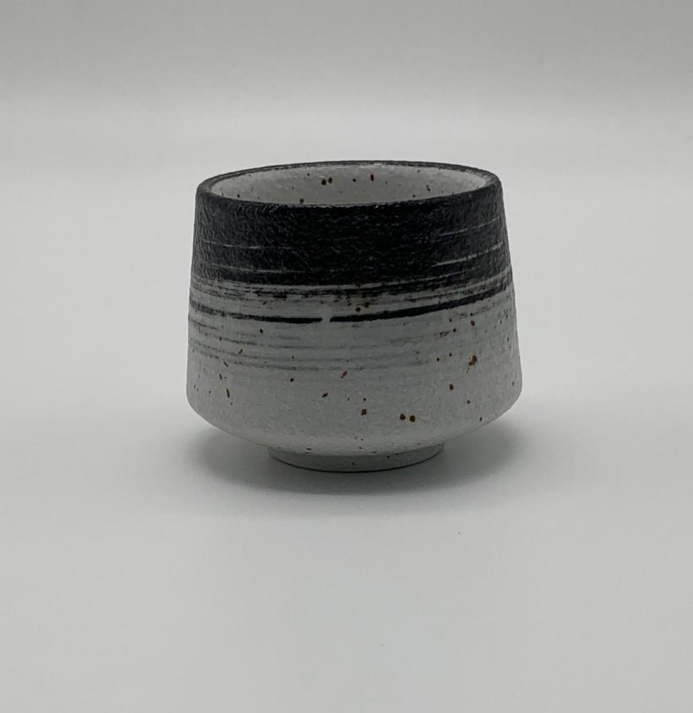 كوب فخار ملون 170 ملي رهيب الشكل