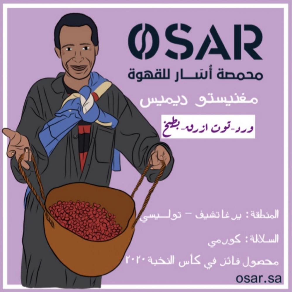 مغنيستو اثيوبيا محمصة اسار