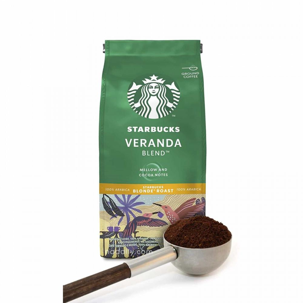 ستاربكس فيراندا بلند قهوة مطحونة