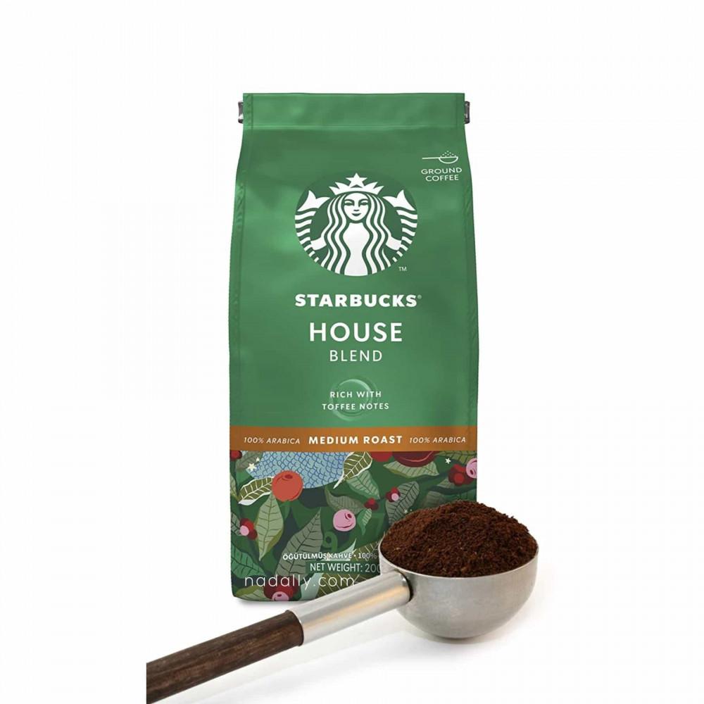 ستاربكس هاوس بلند قهوة مطحونة