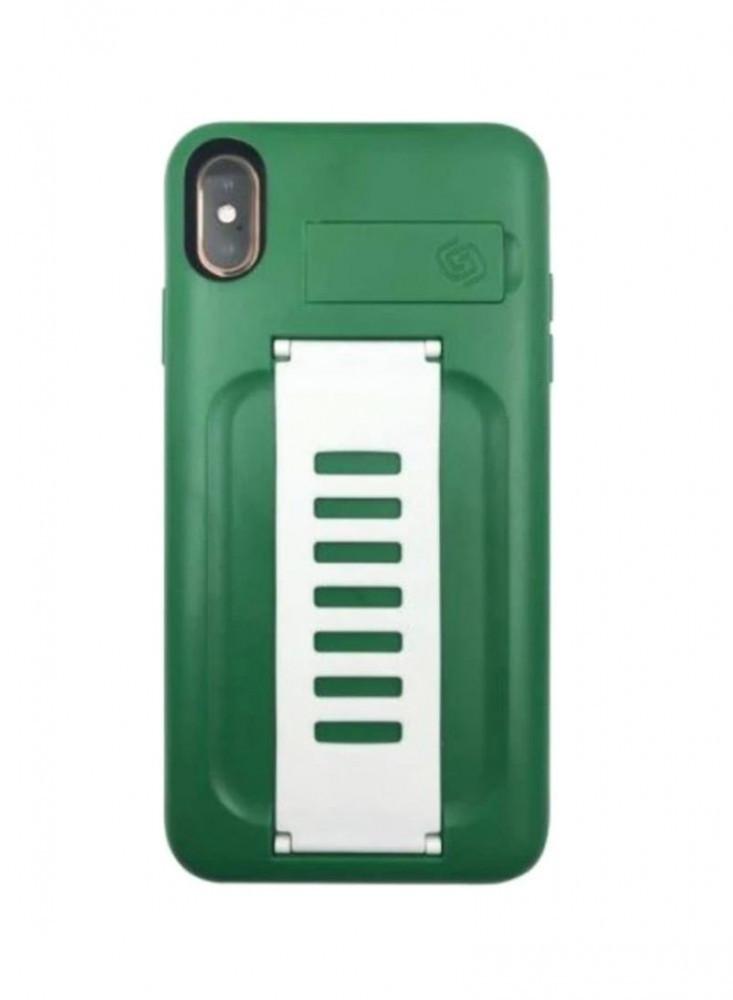 كفر جوال أخضر grip2u -iPhone XR